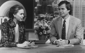 """""""Today Show"""" Jane Pauley, Tom Brokaw C. 1976 - Image 1ANNam01"""