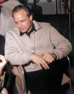 """Marlon BrandoDirector on the set of """"One Eyed Jacks""""1961 ParamountMPTV - Image 0007_0207"""