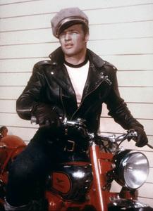 "Marlon Brandoin ""The Wild One""1954 ColumbiaMPTV - Image 0007_0210"