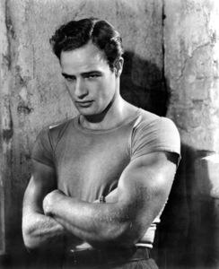 "Marlon Brando in ""A Streetcar Named Desire""1951 Warner Brothers - Image 0007_0302"