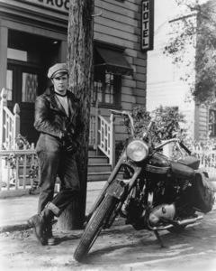 "Marlon Brandoin ""The Wild One""1953MPTV  - Image 0007_0304"