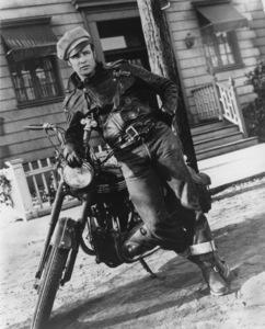 "Marlon Brandoin ""The Wild One""1954 ColumbiaMPTV - Image 0007_0305"