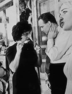 "Marlon Brandowith Anna Magnani and Joanne Woodwardduring filming of ""The Fugitive Kind""1960 UAMPTV - Image 0007_0316"