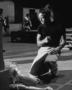 "Marlon Brandoin ""Julius Caesar""1953 MGM © 1978 John SwopeMPTV - Image 0007_0401"