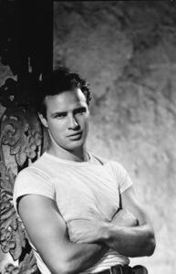 "Marlon Brando in "" A Streetcar Named Desire"" 1951 Warner Bros. © 1978 John Engstead  - Image 0007_1005"