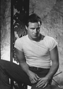 "Marlon BrandoPublicity Portrait for "" A Streetcar Named Desire""1951 Warner Bros. © 1978 John Engstead - Image 0007_1009"