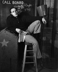 Marlon Brando1956 © 1978 Sanford Roth / AMPAS - Image 0007_1021