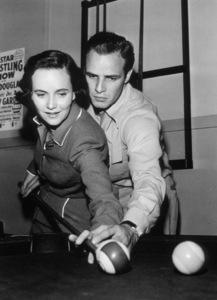 "Teresa Wright and Marlon Brandoin ""The Men.""1950/United Artists**I.V. - Image 0007_1029"