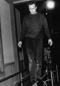 "Marlon Brando from ""The Men,"" 1950.**I.V. - Image 0007_1030"