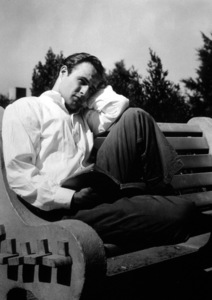"Marlon Brando from ""The Men,""1950.**I.V. - Image 0007_1031"