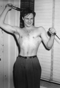 Marlon Brando, c. 1953.**I.V. - Image 0007_1042