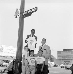 Sammy Davis, Jr.circa 1957Photo by Bert Mittleman - Image 0009_0446