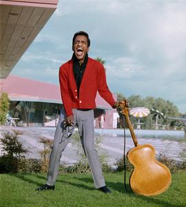 Sammy Davis Jr. circa 1956 © 1978 Gene Howard - Image 0009_0485