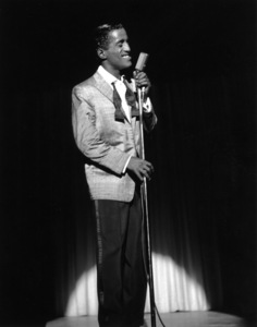 Sammy Davis Jr. performing at Ciro