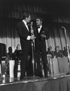 Sammy Davis Jrand Dean Martin in Palm Springs,CACirca 1963 © 1978 David Sutton - Image 0009_2180