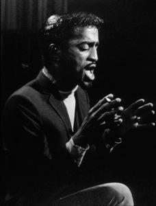 Sammy Davis Jr., c. 1966.Photo by Gerald Smith - Image 0009_2206