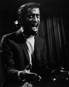 Sammy Davis Jr., c. 1966.Photo by Gerald Smith - Image 0009_2207
