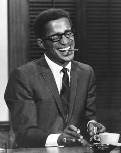 Sammy Davis Jr., c. 1963.**Fred Rice Collection - Image 0009_2215