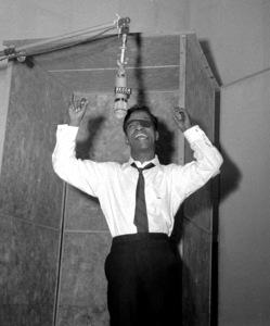 Sammy Davis Jr.During a recording session c. 1954 © 1978 Bernie Abramson - Image 0009_2230