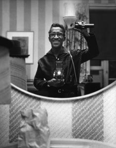 Sammy Davis Jr. self portraitcirca 1955 © 1978 Bernie Abramson - Image 0009_2231