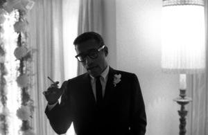 Sammy Davis Jr. on his and May Britt