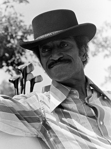 Sammy Davis Jr. in Los Angeles1973 © 1978 Ulvis Alberts - Image 0009_2289