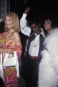 Sammy Davis Jr. and Angie Dickinsoncirca 1970s © 1978 Gunther - Image 0009_2291