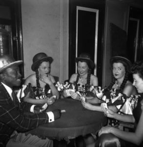Sammy Davis Sr.circa 1950s © 1978 Bernie Abramson - Image 0009_2309