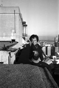 Eartha Kitt circa 1955 © 1978 Bernie Abramson - Image 0009_2366