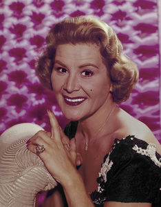 "Rose Marie on ""The Dick Van Dyke Show""1965  Photo by Gabi Rona - Image 0011_0002"