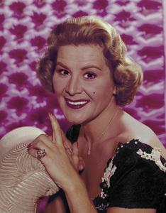 "Rose Marie on ""The Dick Van Dyke Show""1965  Photo by Gabi Rona - Image 0011_0002"