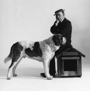 Buster Keaton at the Avery Studio1964© 1978 Sid Avery - Image 0014_0022