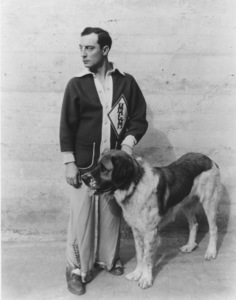 Buster KeatonOn the MGM LotCirca 1930**I.V. - Image 0014_0620