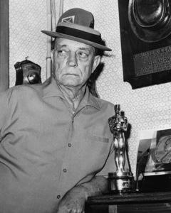 Buster Keaton at home1966**I.V. - Image 0014_0666