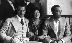 Gilbert Roland, Norma Talmadge and Buster Keaton 1930** I.V. - Image 0014_0701