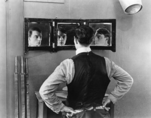 """The Playhouse"" Buster Keaton 1921 ** I.V. - Image 0014_0713"