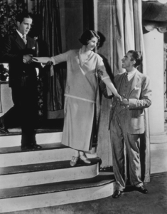 """Humphrey Bogart and Ralph Glover in """"Meet the Wife,"""" 1921.MPTV - Image 0015_0081"""