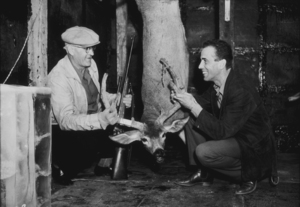 Humphrey Bogart after a hunting trip, 1942 Warner Bros.MPTV - Image 0015_1053
