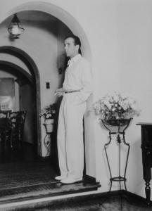 Humphrey Bogart, circa 1942.MPTV - Image 0015_1067
