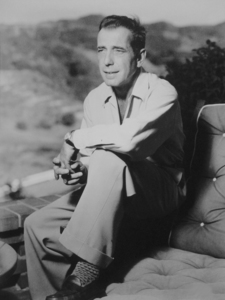 Humphrey Bogart, circa 1949. MPTV - Image 0015_1069
