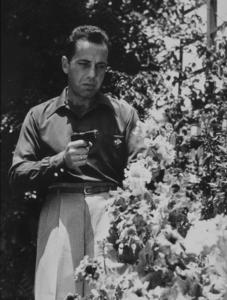 Humphrey Bogart, circa 1945.MPTV - Image 0015_1138
