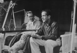 Humphrey Bogart, circa 1942.MPTV - Image 0015_1150