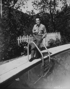 Humphrey Bogart, circa 1948.MPTV - Image 0015_1165