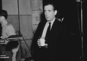 Humphrey Bogart, circa 1945.MPTV - Image 0015_1169