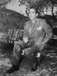 Humphrey Bogart, circa 1942MPTV - Image 0015_1177