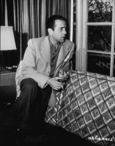 Humphrey Bogart, circa 1942.MPTV - Image 0015_1195