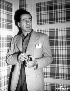 Humphrey Bogart, circa 1942.MPTV - Image 0015_1356