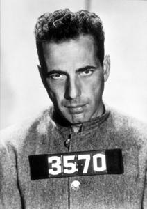 Humphrey Bogart, circa 1940.MPTV - Image 0015_1413
