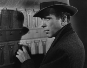 "Humphrey Bogart in ""The Maltese Falcon""1941** I.V. - Image 0015_1457"