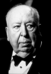 Alfred Hitchcock at the Lifetime Achievement Awards. © 1979 CBSPhoto by Gabi Rona - Image 0017_0036